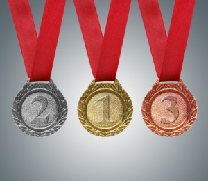 Gold, Silver & Bronze_ID-10062315